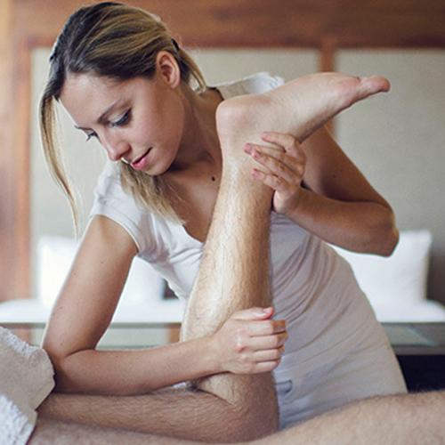 image massage sportif