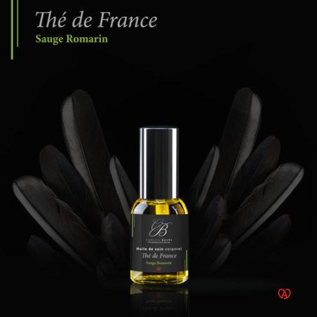 huile de massage naturelle thé de france miniature